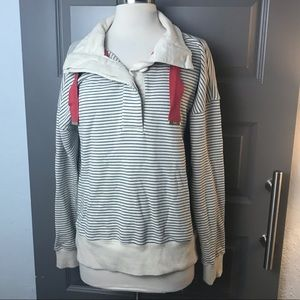 Joules Striped Nautical Pullover